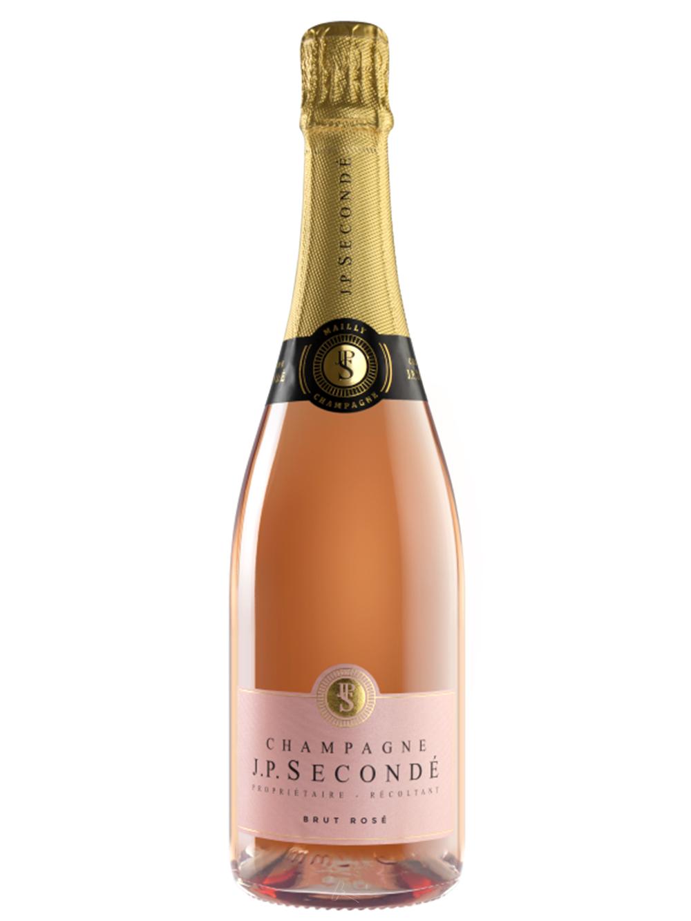 Champagne JP Secondé rosé