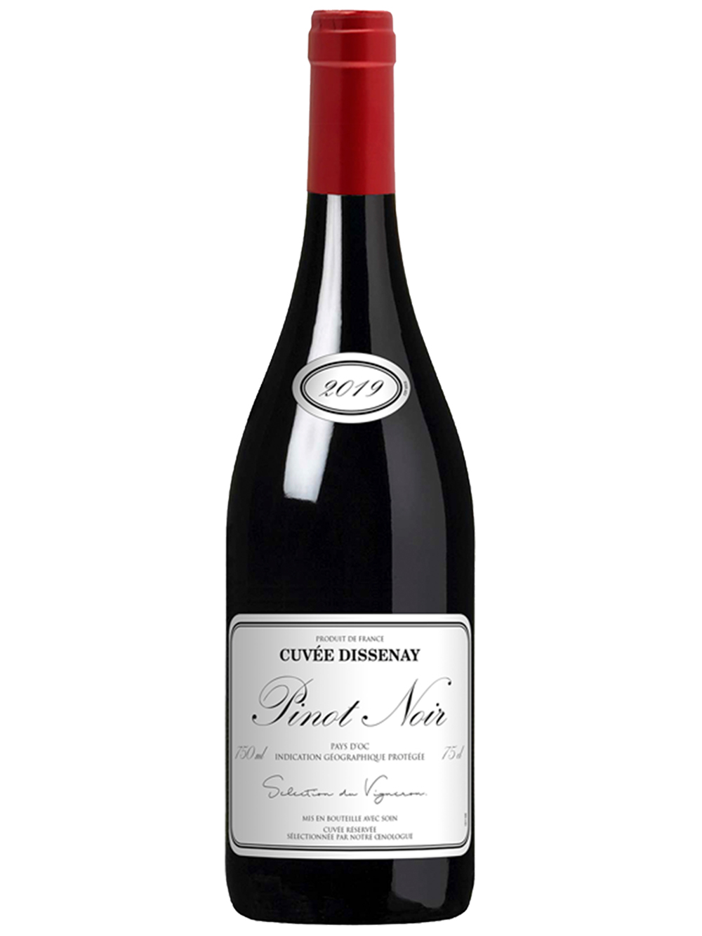 Cuvée Dissenay Pinot Noir
