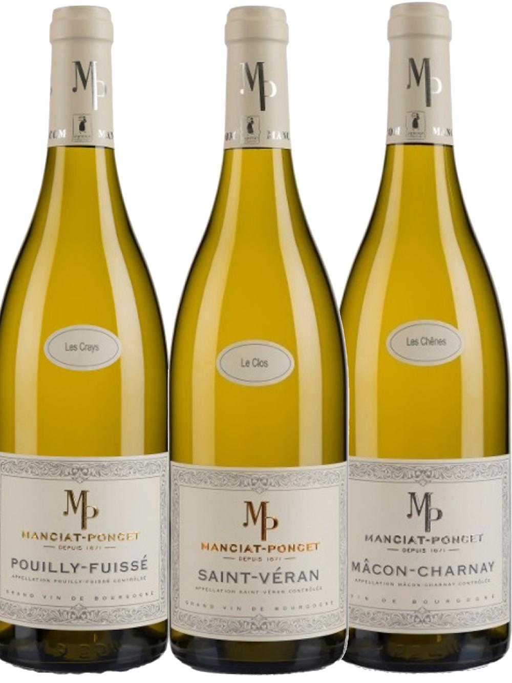 Ontdek de wijnen van Manciat-Poncet