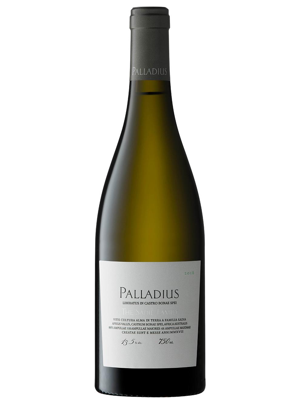 2018 Palladius