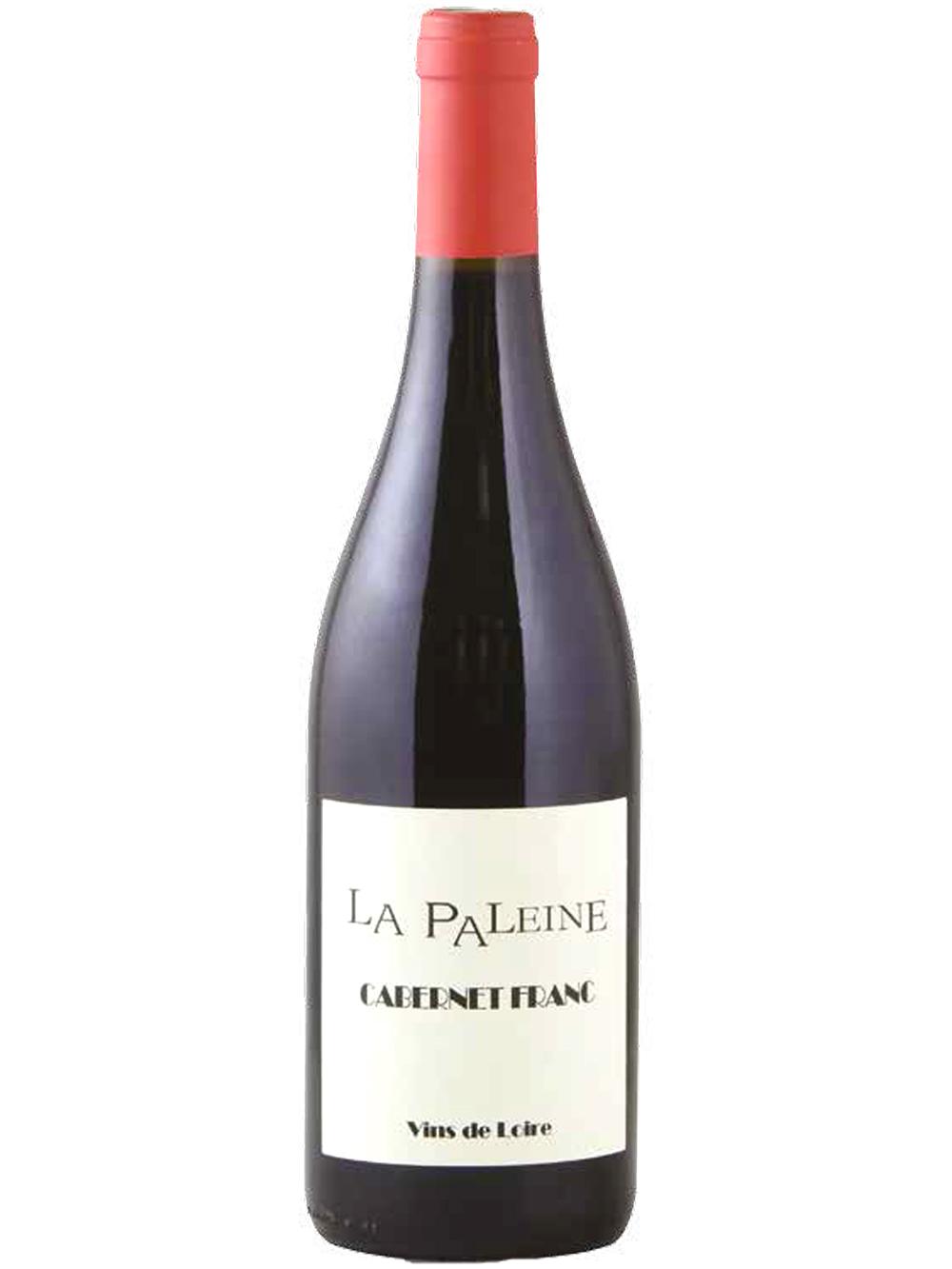 Saumur rouge La Paleine