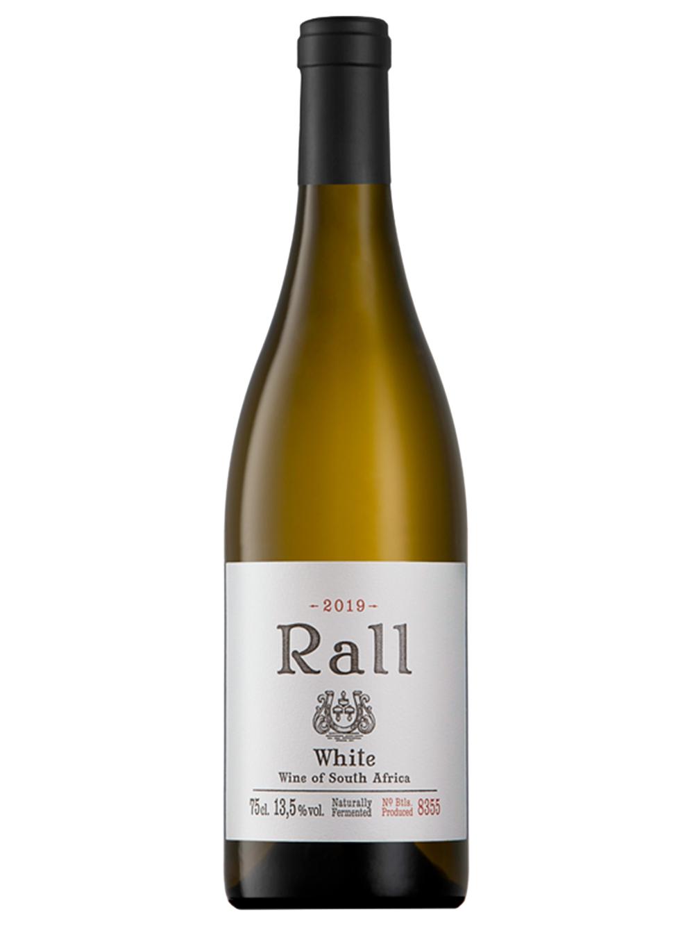 2019 Rall White