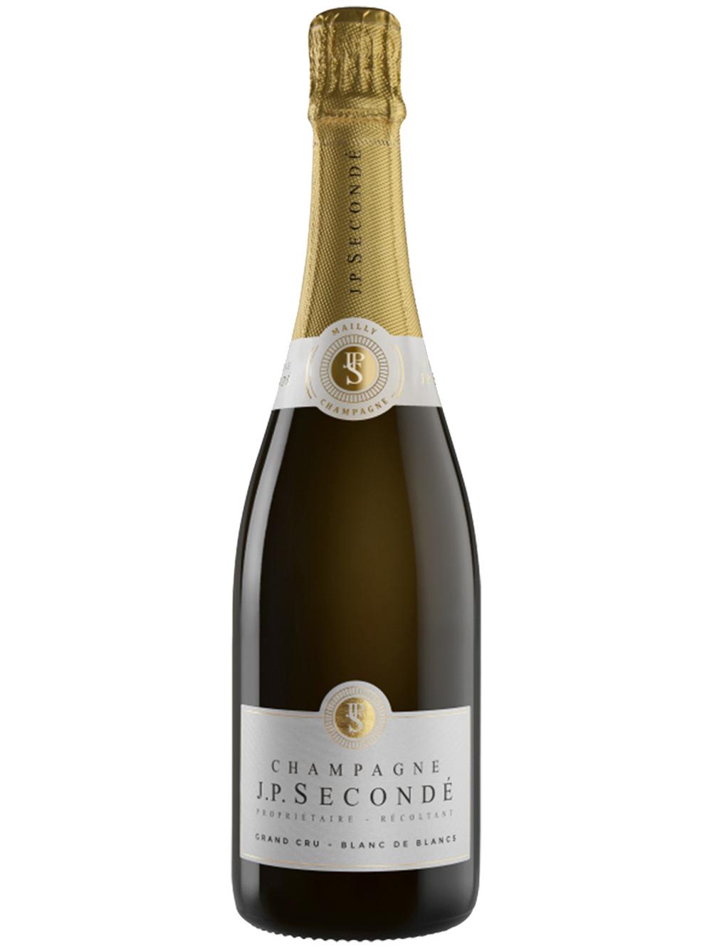 Champagne JP Secondé Blanc des Blancs