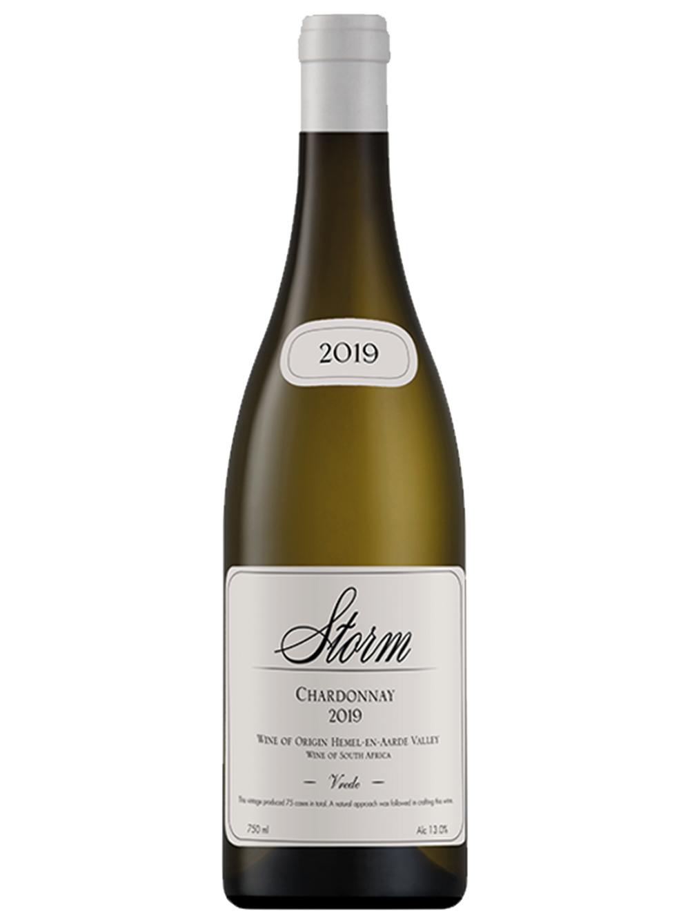 2019 Vrede Chardonnay