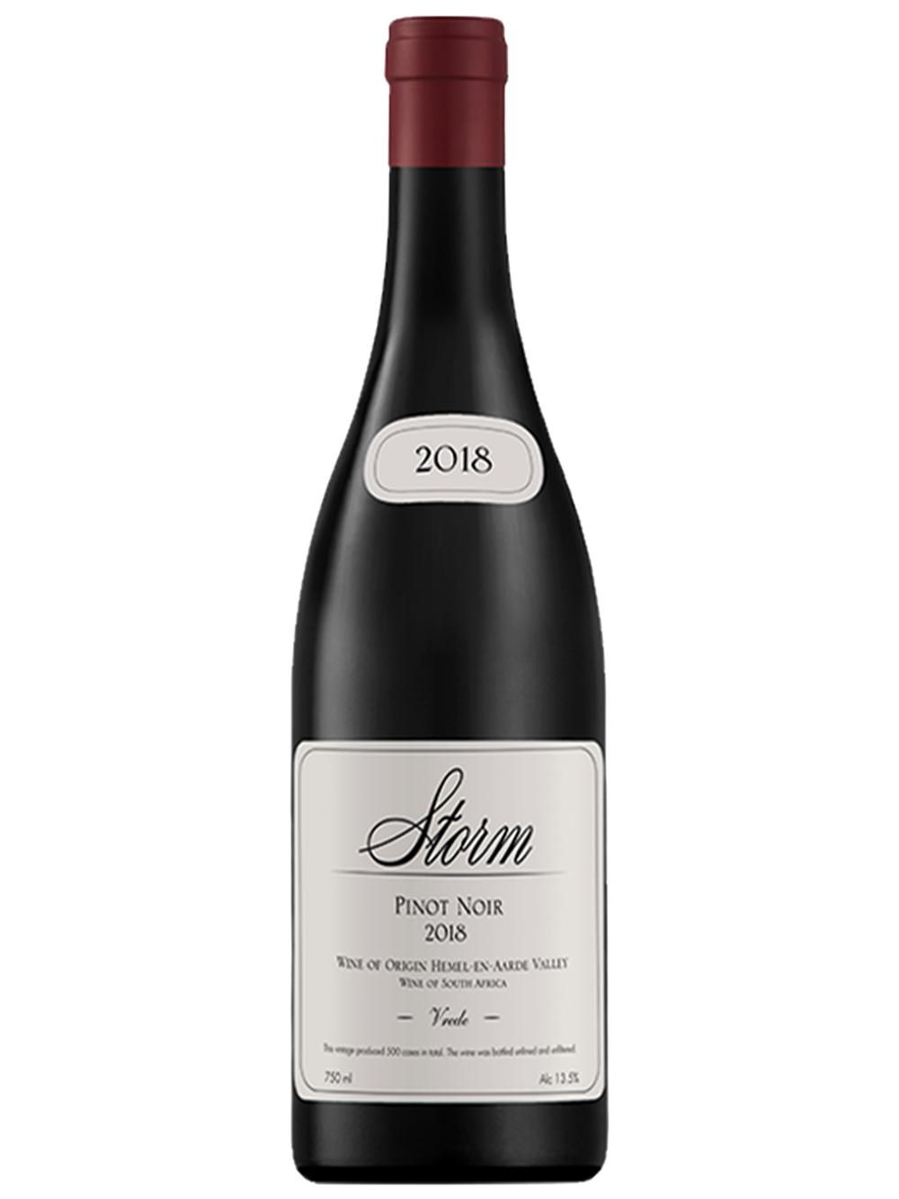 2018 Vrede Pinot Noir
