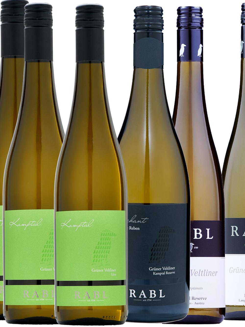 Ontdek de wijnen van Rudolf Rabl