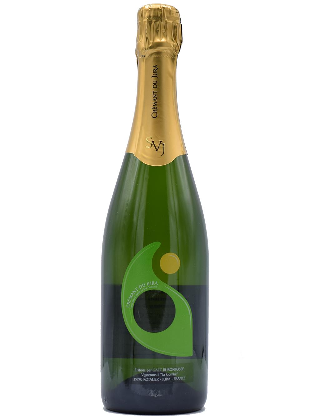 Crémant de Jura Savagnin-Chardonnay