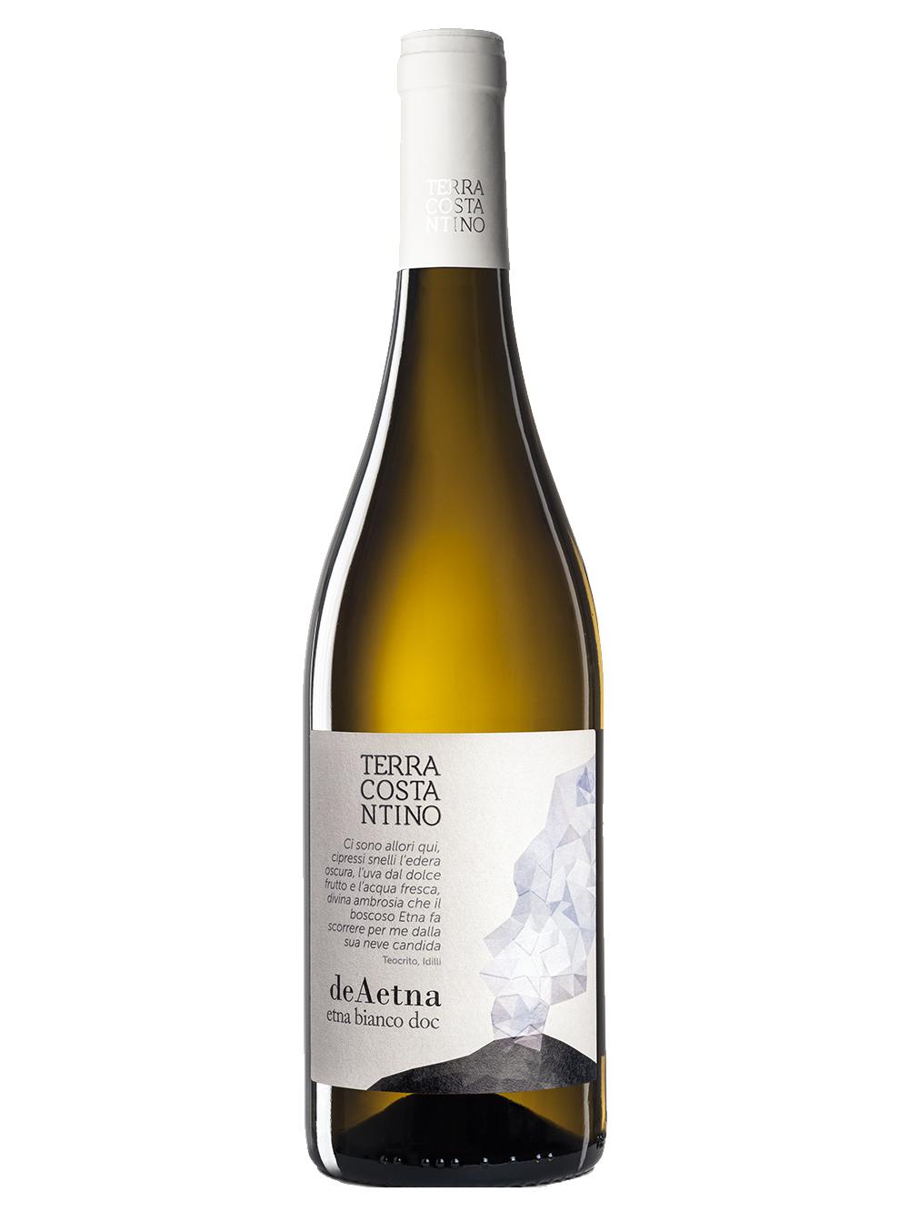 2017 deAetna Etna bianco doc