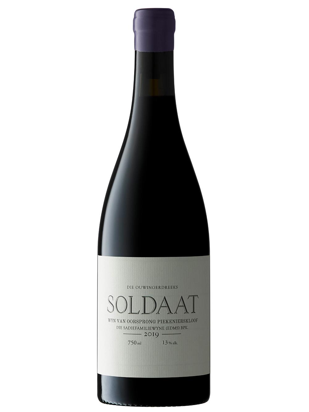 2019 Soldaat