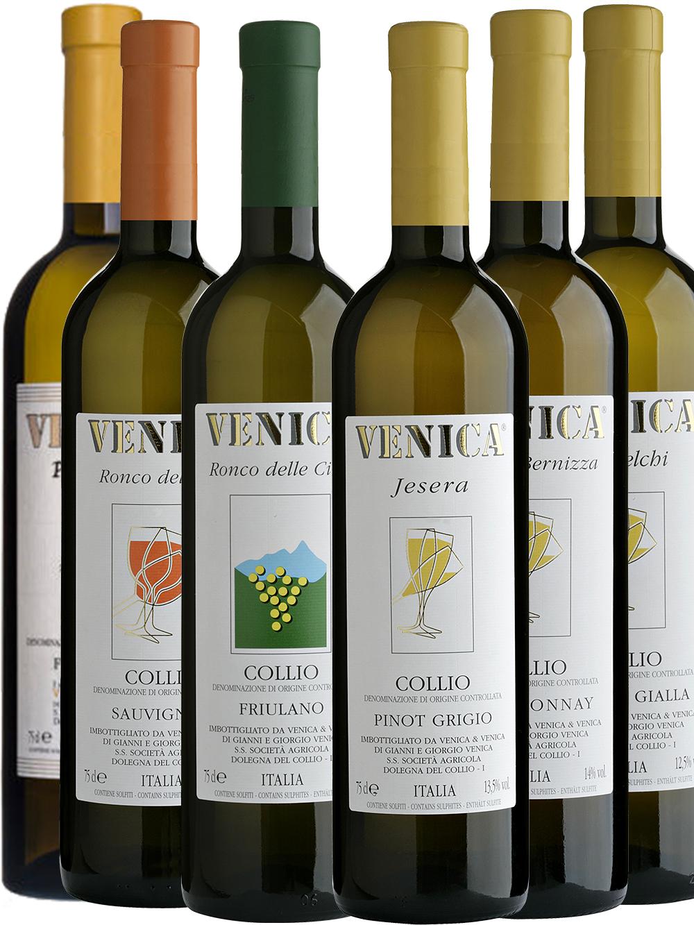 Ontdek de wijnen van Venica & Venica