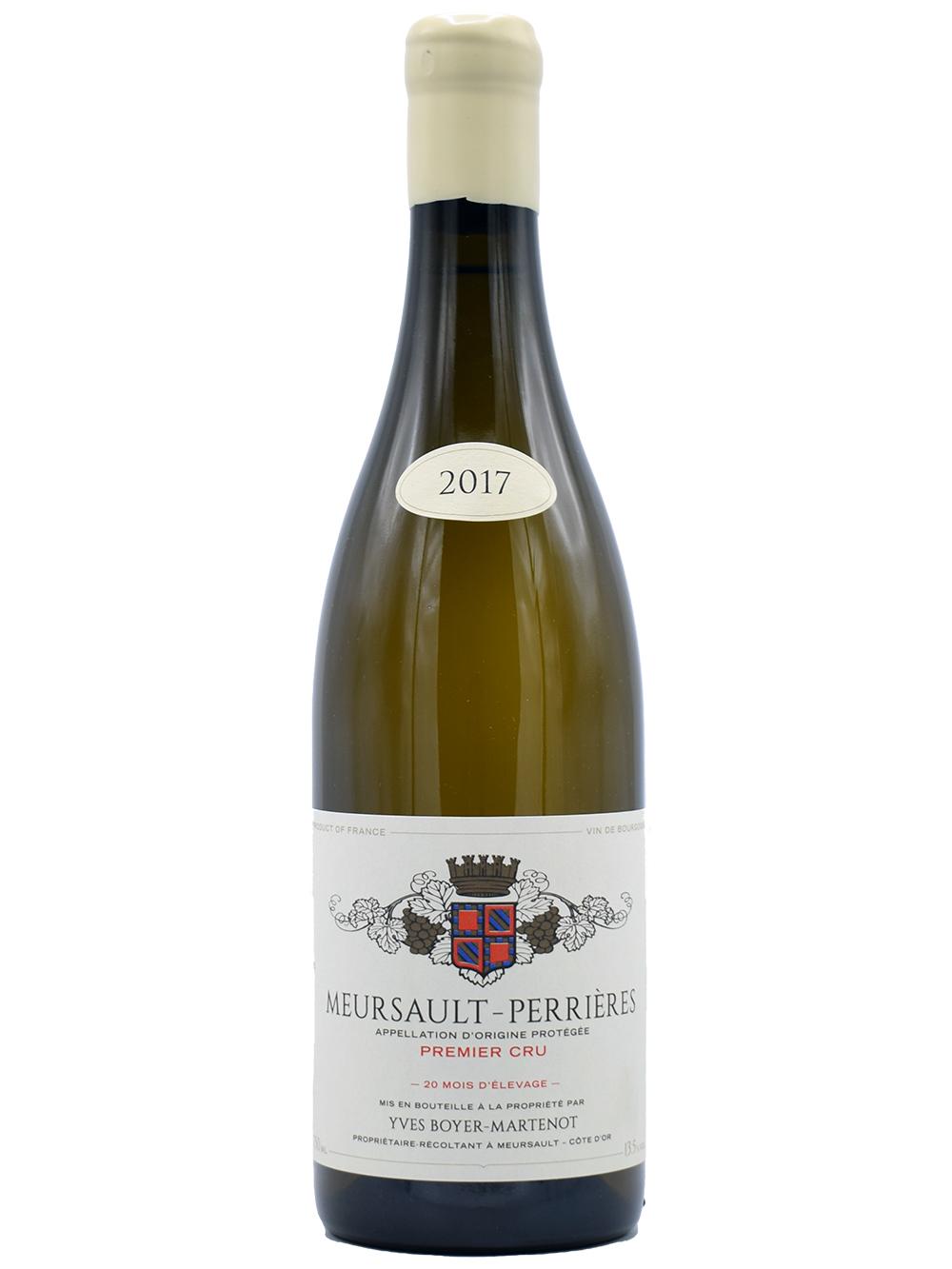 2017 Meursault 1er cru Perrières
