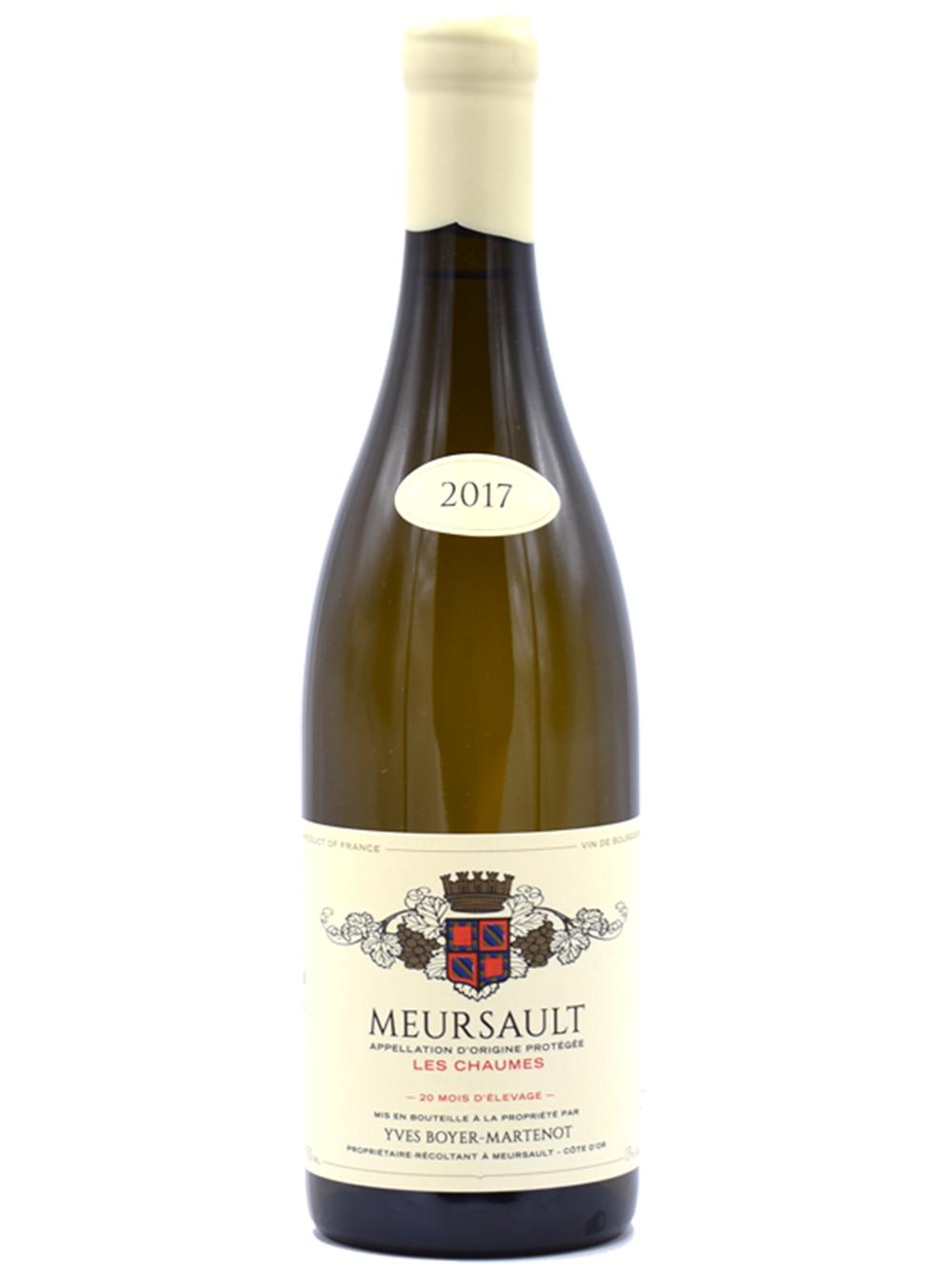 Meursault Les Chaumes