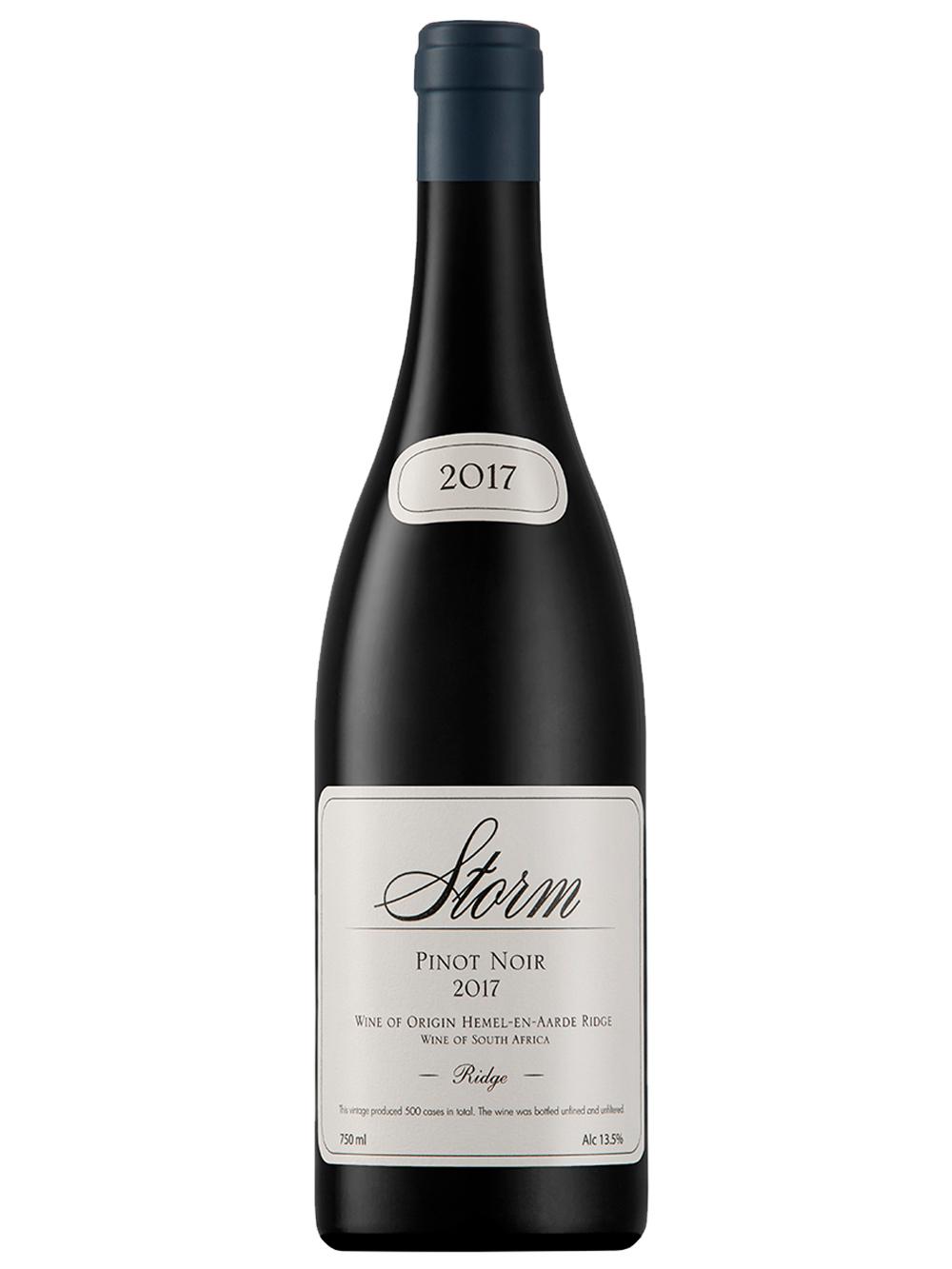 2017 Ridge Pinot Noir