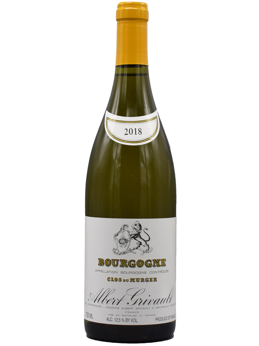 Bourgogne Clos du Murger