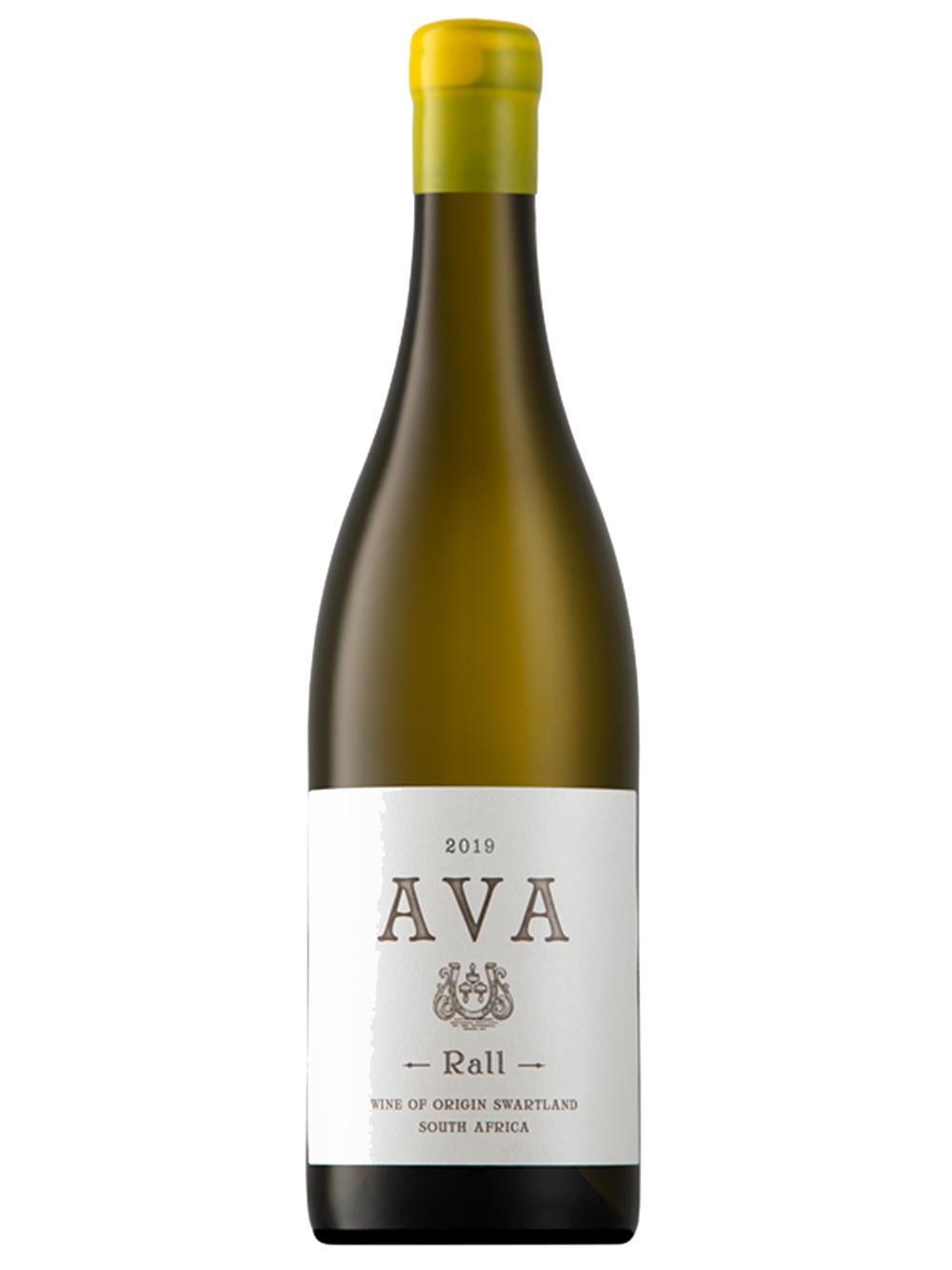 Rall Ava White