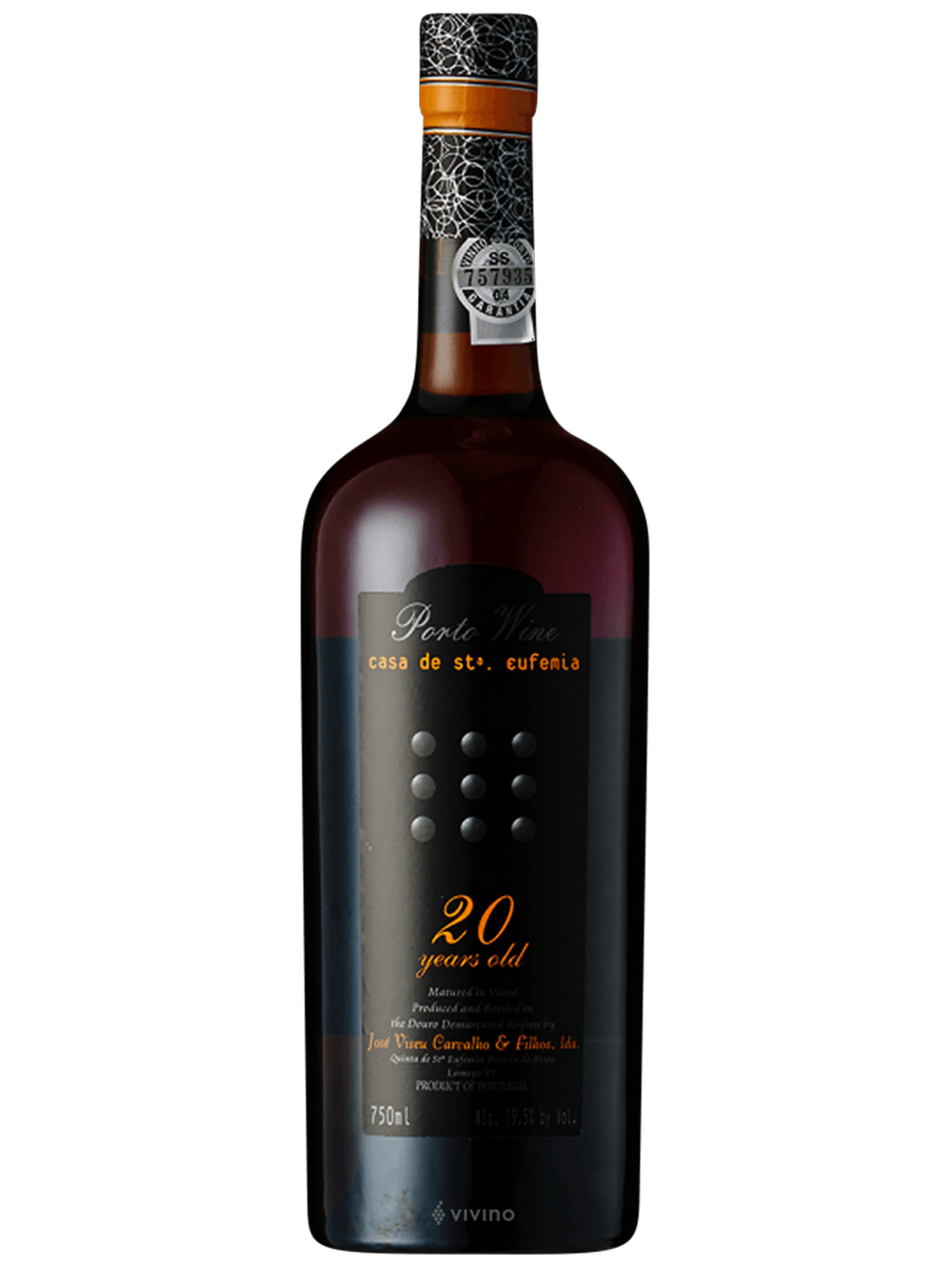 Tawny Port 20 Years Old