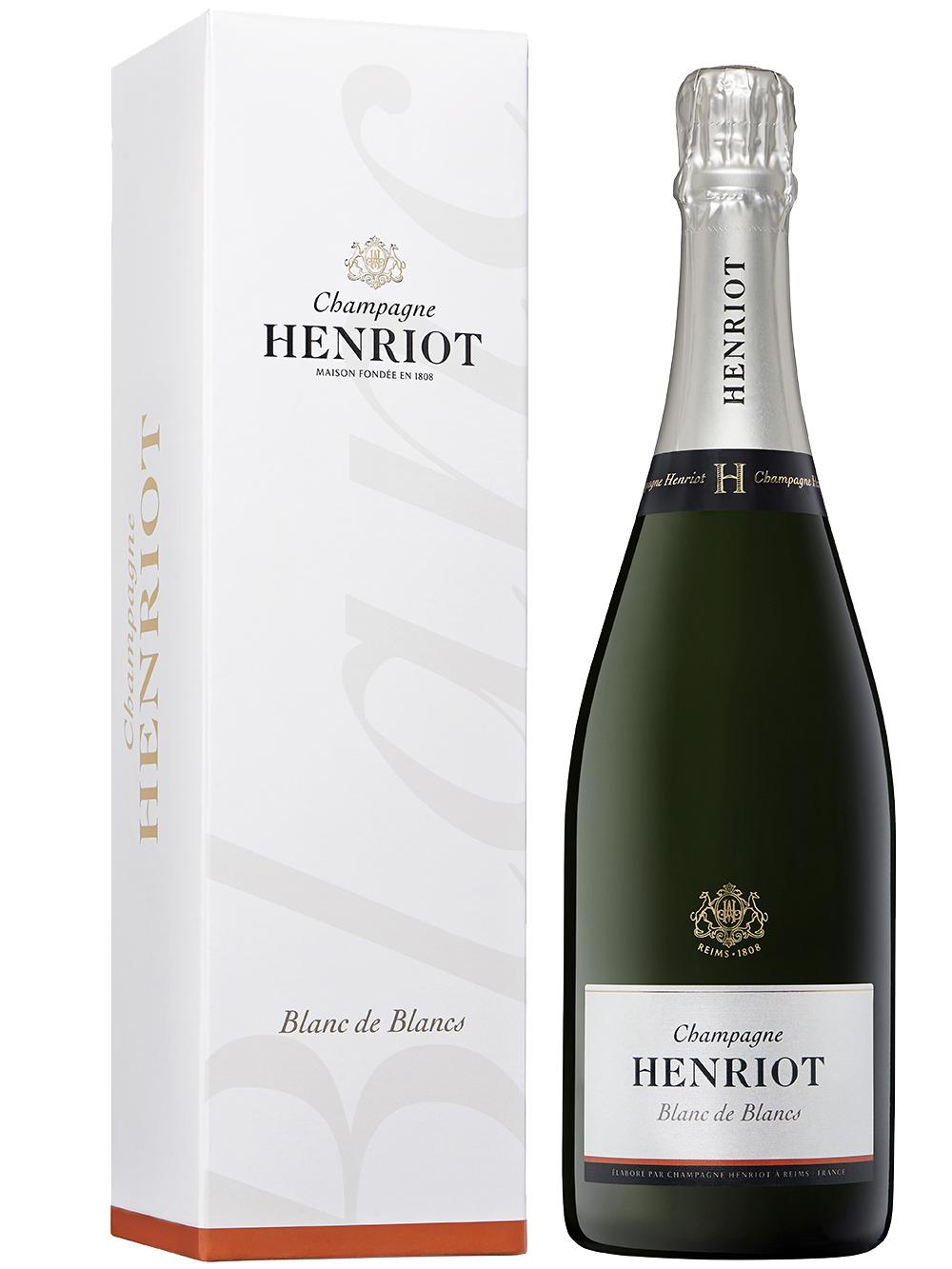 Henriot Blanc de Blancs giftbox