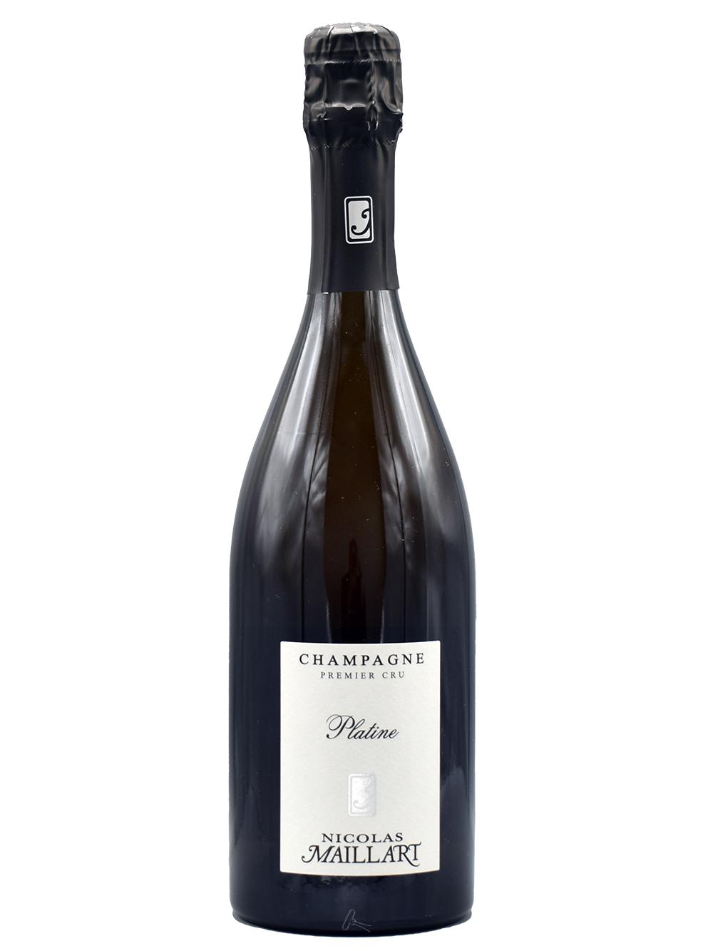 Platine Brut Champagne Premier Cru