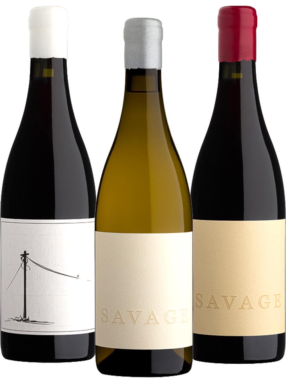 Ontdek de wijnen van Duncan Savage