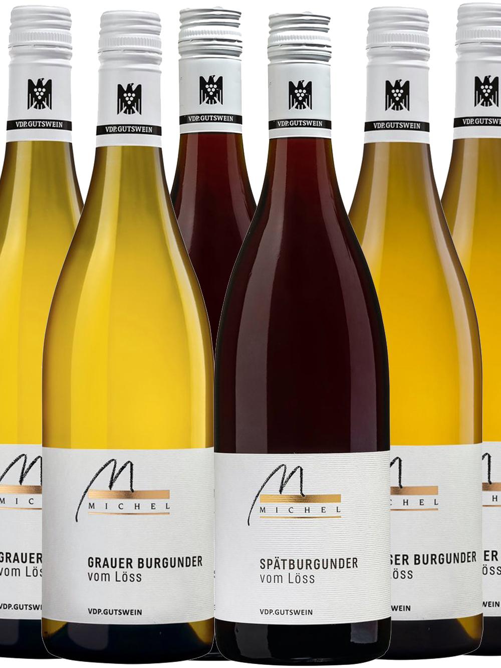 Ontdek de wijnen van Josef Michel