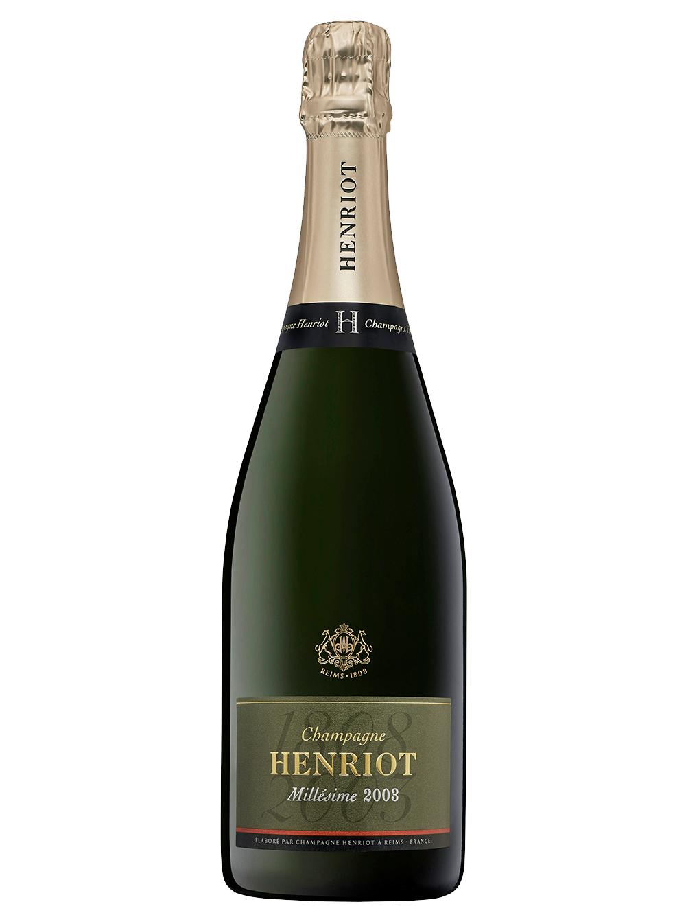 Henriot Millésimé Brut Champagne