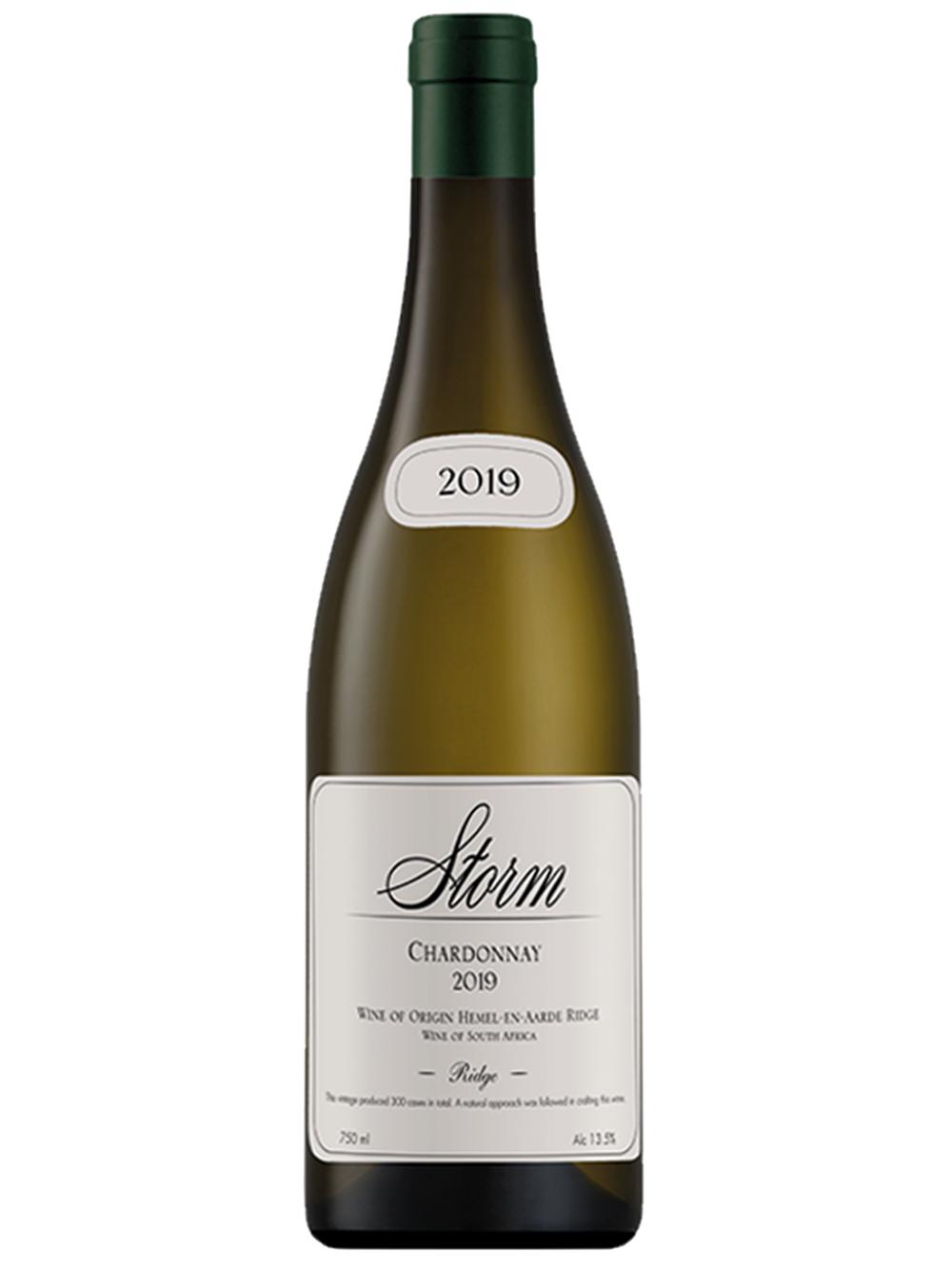 2019 Ridge Chardonnay