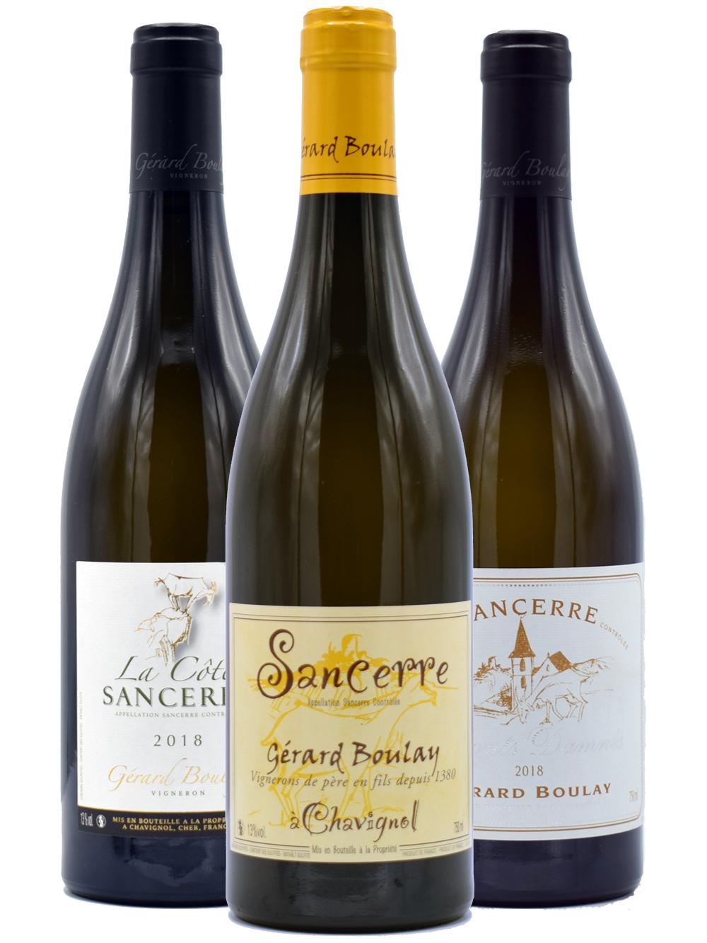 Ontdek de wijnen van Gérard Boulay