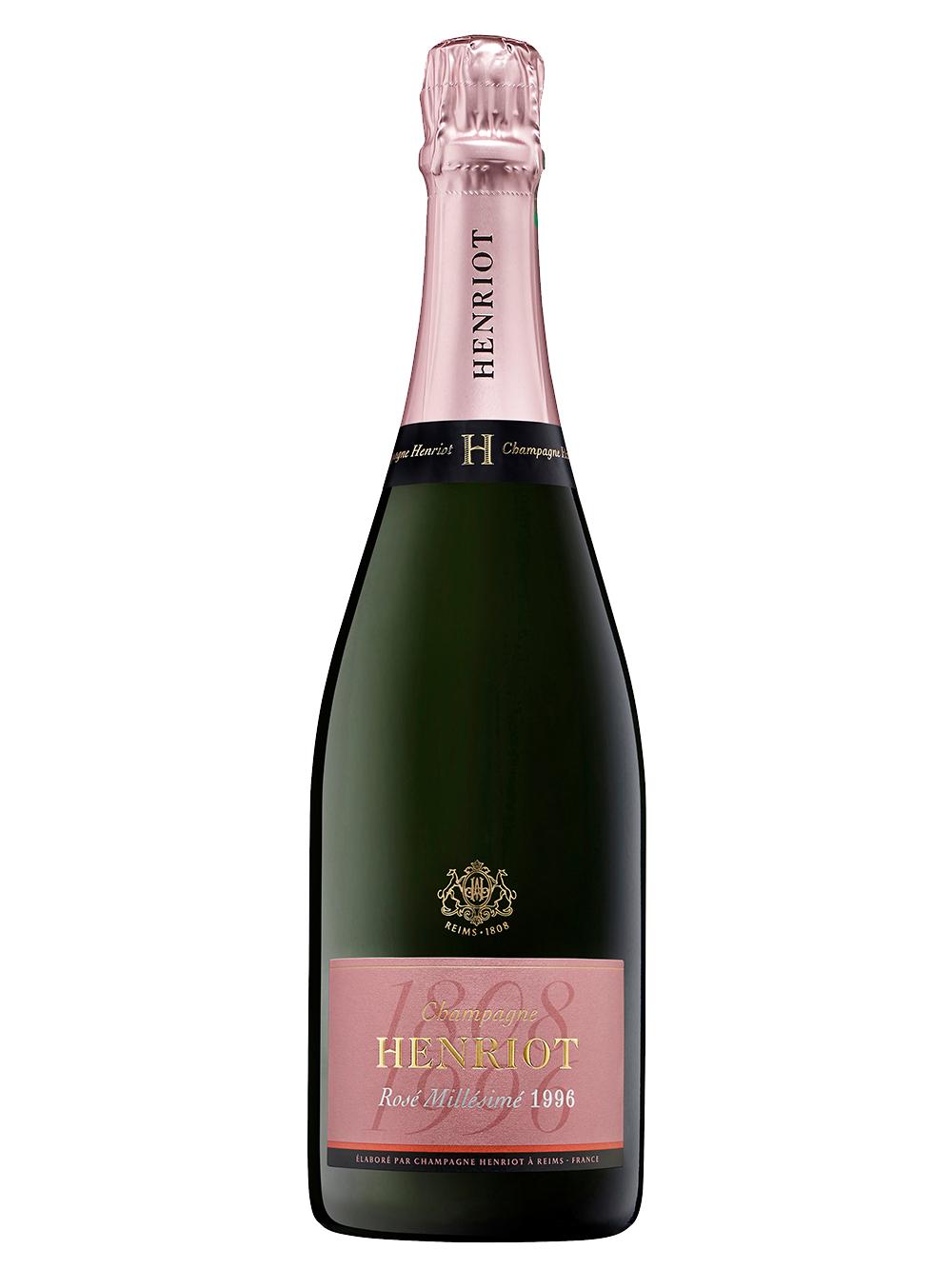 Henriot Millésimé Rosé Brut Champagne
