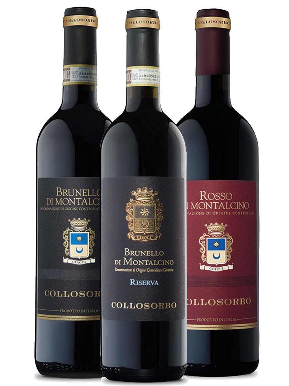 Ontdek de wijnen van Tenuta di Collosorbo