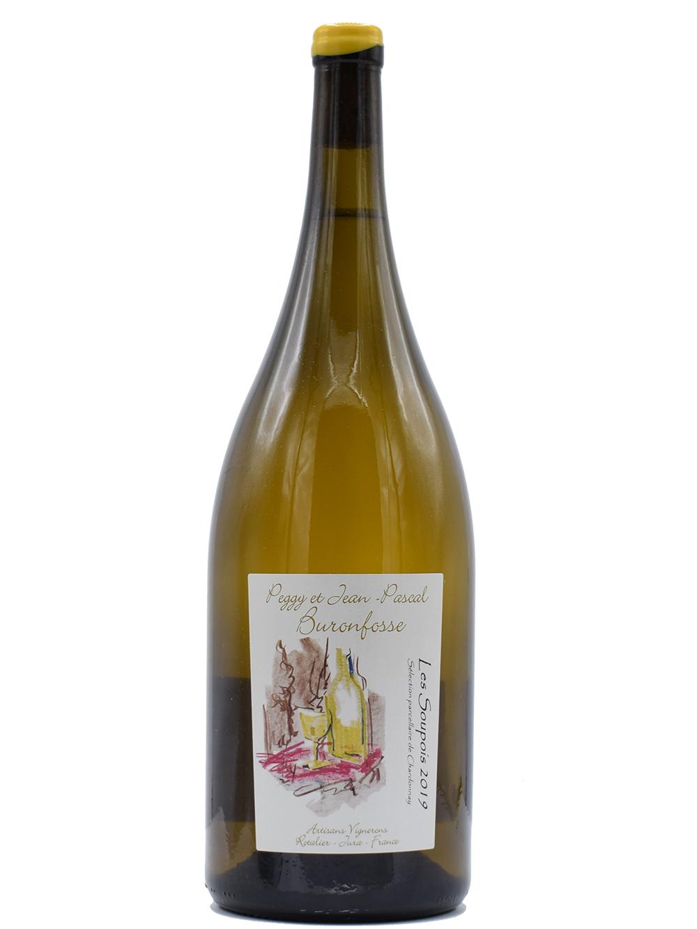 Les Soupois chardonnay magnum