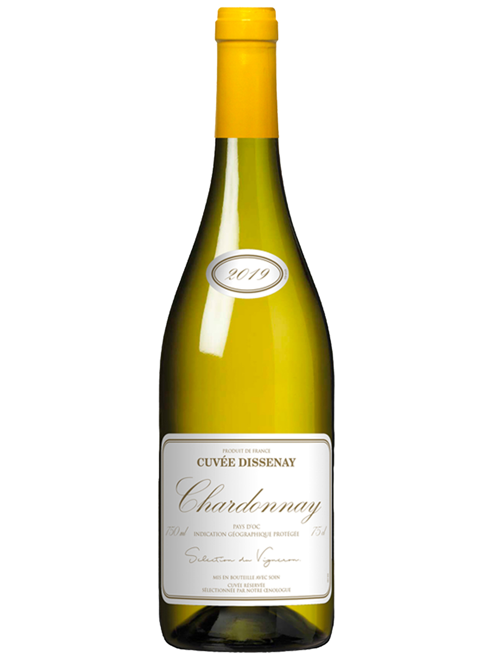 Cuvée Dissenay Chardonnay